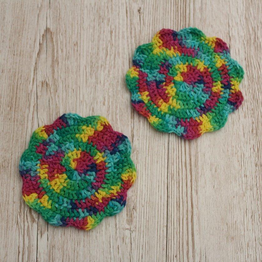Sugar N Cream Washcloths Kick Arse Crochet